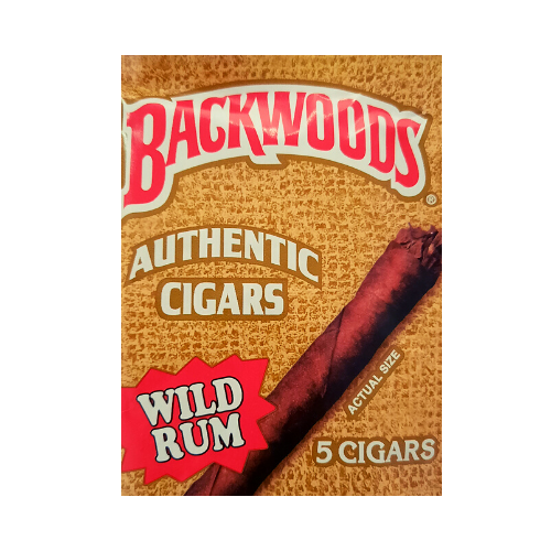 Backwoods-Wild Rum-Cigars-Delivery-Near
